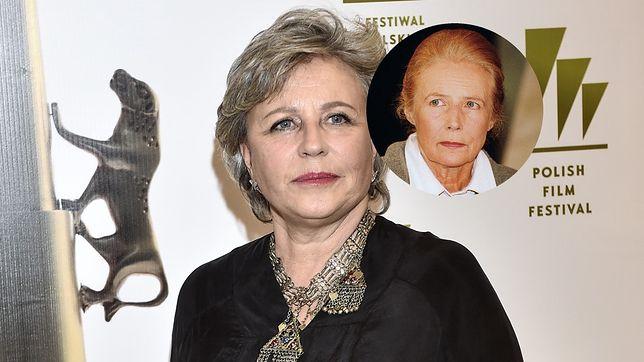 Krystyna Janda i Agnieszka Osiecka często się ze sobą spotykały