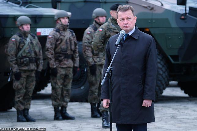 Mariusz Błaszczak: Polskie Zakłady Lotnicze Mielec dostarczą śmigłowce dla wojsk specjalnych