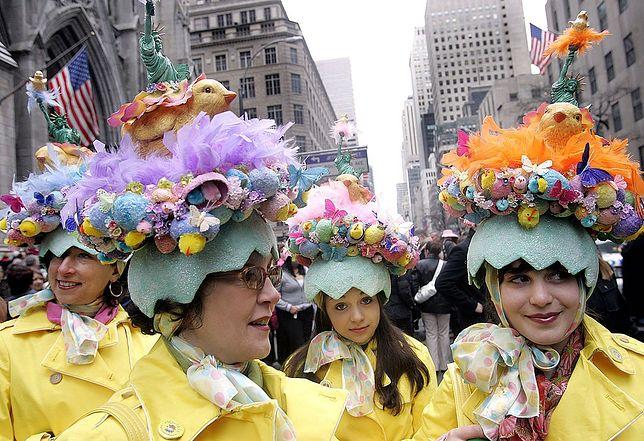 Wielkanocna parada w Nowym Jorku