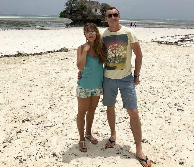 Krzysztof Białek mieszka na Zanzibarze