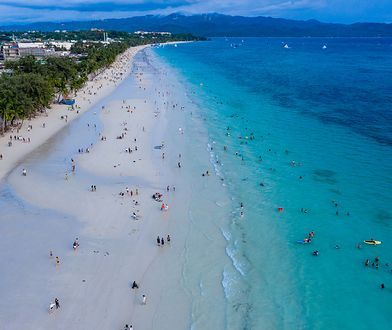 Filipiny. Turyści zafałszowali wynik testu na COVID-19