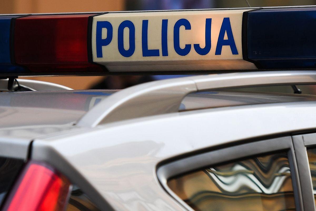 Włocławek. 14-miesięczne dziecko wypadło z okna. Pijanego ojca zatrzymała policja
