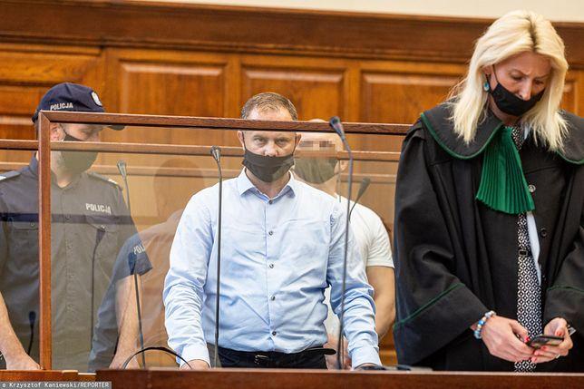 Norbert Basiura od początku procesu zapewniał, że jest niewinny
