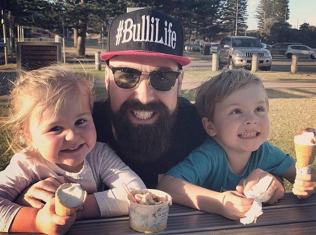 Jego dzieci zachorowały na nowotwór oka