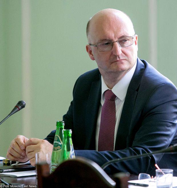 Piotr Wawrzyk przedstawił dane w odpowiedzi na poselską interpelację