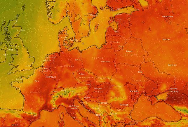 Pogoda znów zaskoczy Polaków, nadciąga fala upałów