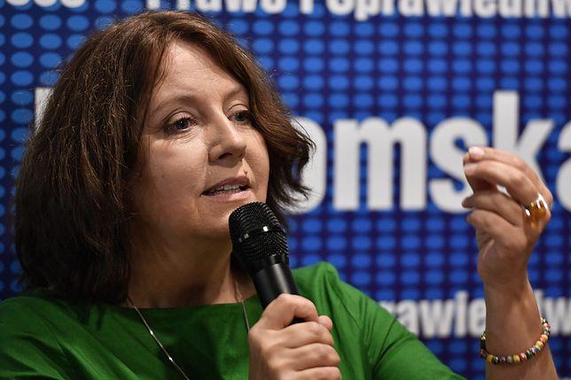 Lichocka: totalna targowica będzie trąbić na cały świat o zamachu