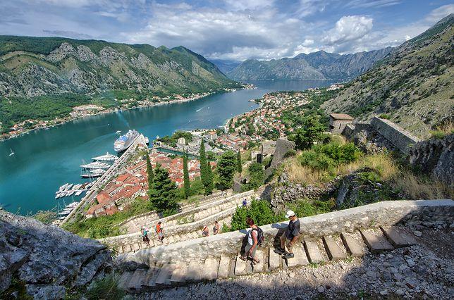 Aktywne wczasy - Kotor, Czarnogóra