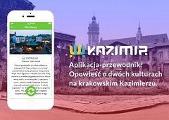 Kazimir - aplikacja-przewodnik po krakowskim Kazimierzu