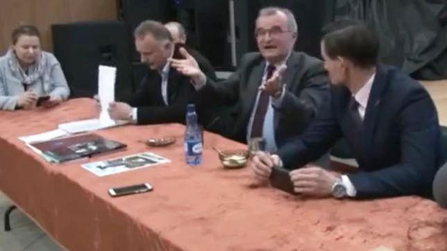 Piotr Szubarczyk z IPN-u ukarany naganą. Przeprasza za wystąpienie w Czarnem
