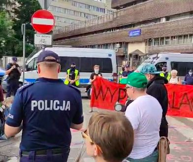 Warszawa demonstruje. Dzień antyrządowych protestów