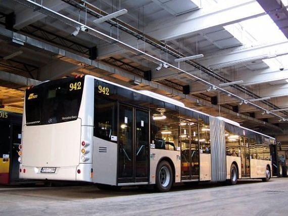 W Warszawie pojawią się ekologiczne autobusy. Za 30 mln zł.