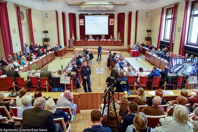 Już wiadomo, kto zasiądzie w Radzie Warszawy