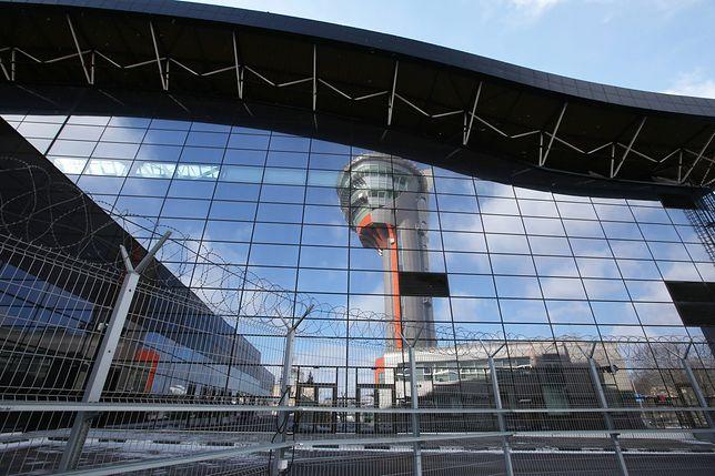 Pocisk moździerzowy w bagaży amerykańskiego dyplomaty na moskiewskim lotnisku Szeremietiewo
