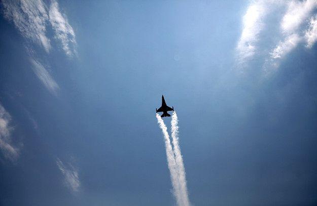 Wenezuelski myśliwiec przechwycił samolot pasażerski
