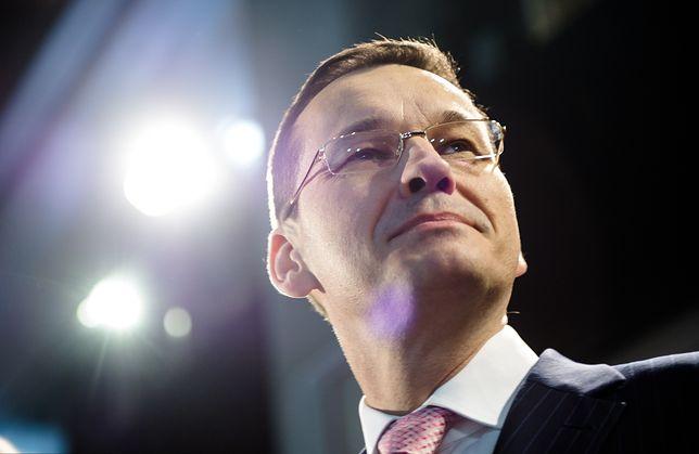 Morawiecki spotka się z przewodniczącym Komisji Europejskiej