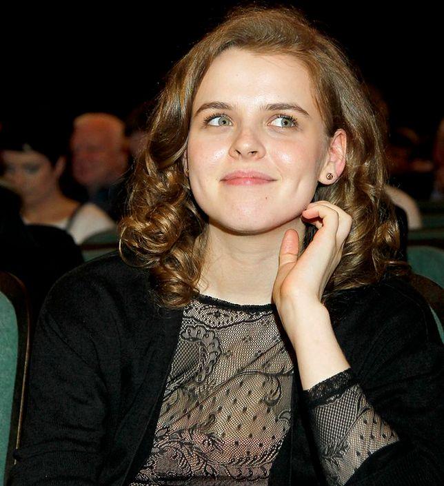 """Magdalena Berus o swojej karierze: """"Nie marzyłam nigdy o byciu aktorką"""""""