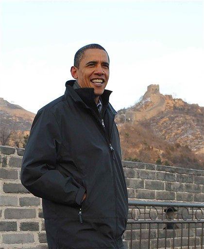 Obama znalazł 5 minut na spotkanie z bratem