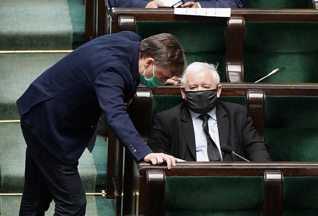 """Jarosław Kaczyński w rządzie? """"Będziemy mieli dwóch prokuratorów generalnych"""""""