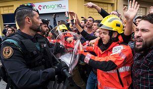 """Efekt domina przez Katalonię? """"UE ma problem"""""""