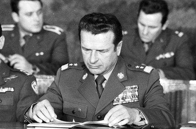 Ucieczka Jerzego Sumińskiego, zaufanego człowieka Czesława Kiszczaka