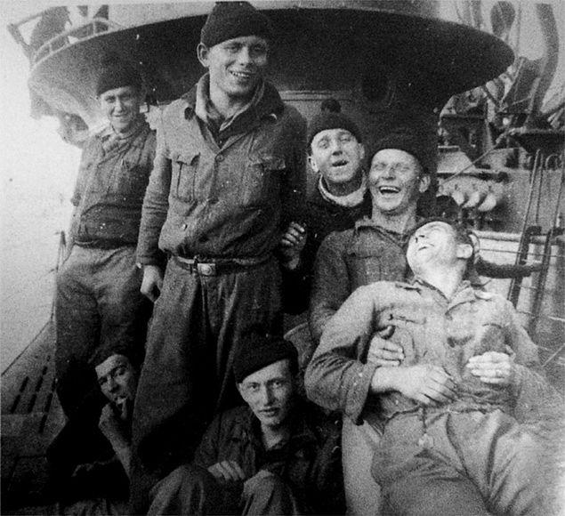 Odnaleziono wrak niemieckiej łodzi podwodnej U-576 i jej ofiary