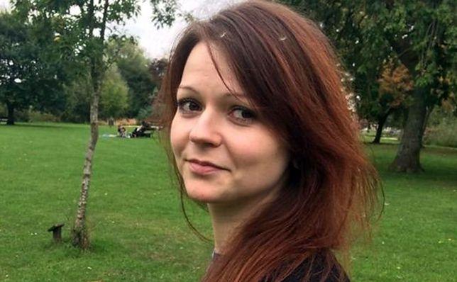Julia Skripal przebywa w brytyjskim szpitalu