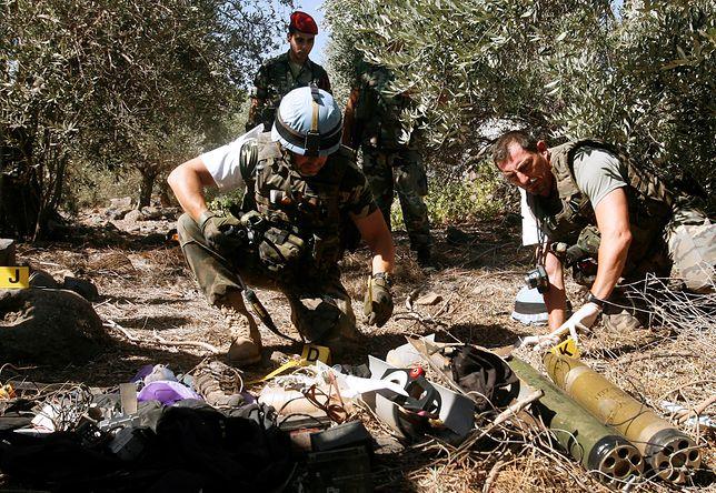 Żołnierze UNIFIL w Libanie. Wkrótce znajdą się tam też Polacy