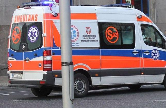 Tragiczny wypadek na Mazowszu. Zginęło 3 dzieci