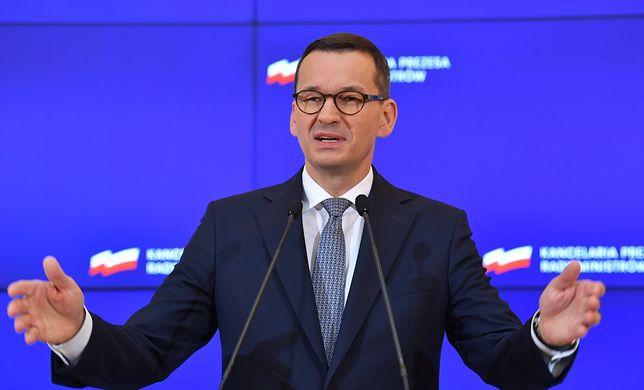 Rekonstrukcja rządu. Mateusz Morawiecki przedstawił skład swojego nowego rządu