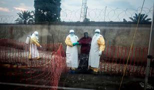 Ebola w DR Konga zabija coraz więcej ludzi. Zagrożona jest też Uganda