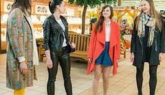 "Uczestniczki programu ""Shopping Queen"", odc.4"