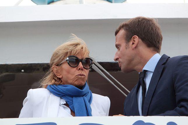 Nie tylko małżeńskie problemy Macrona. Prezydentura jak Titanic
