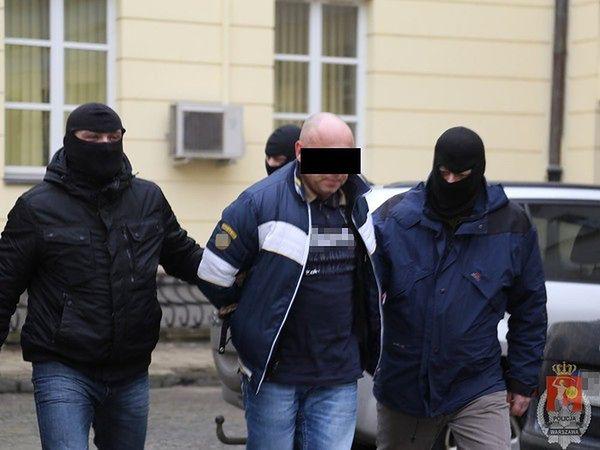 Wysadzili bankomat na warszawskim Żoliborzu, zostali zatrzymani