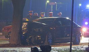 Tak źle wygląda limuzyna po zderzeniu przy prędkości 30 km/h? Internauci pytają Audi i Jeremiego Clarksona