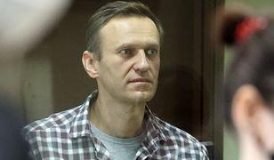 Rosja. Aleksiej Nawalny ogłosił głodówkę w kolonii karnej