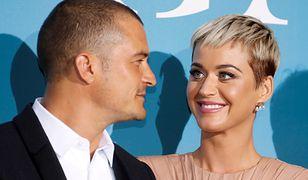 Katy Perry pokazała pierścionek zaręczynowy. Orlando Bloom ma gest