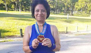 Ma sześcioro dzieci, a mimo to regularnie biega. Sport uwolnił ją od choroby i toksycznego mężczyzny