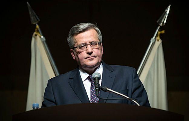 Prezydent Bronisław Komorowski podpisał ustawę podnoszącą wydatki obronne do 2 proc. PKB