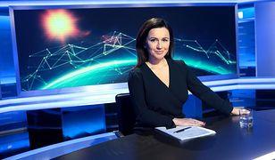 """Beata Tadla w programie informacyjnym Nowa TV """"24 godziny"""""""