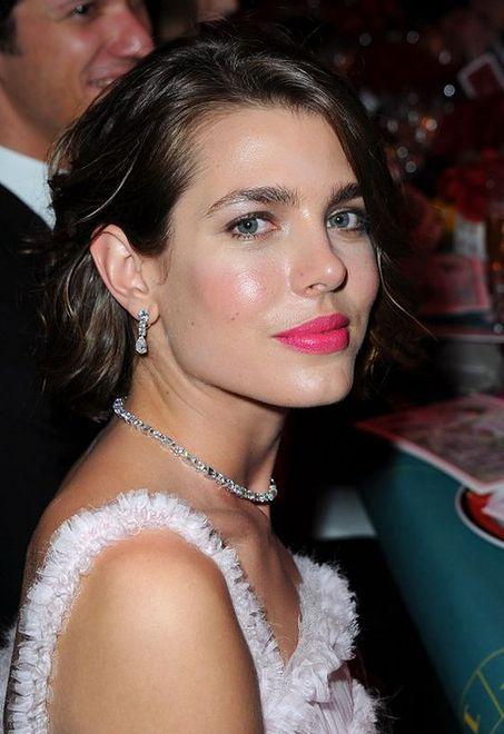 Charlotte Casiraghi (wnuczka księcia Monako, Rainiera III Grimaldi)