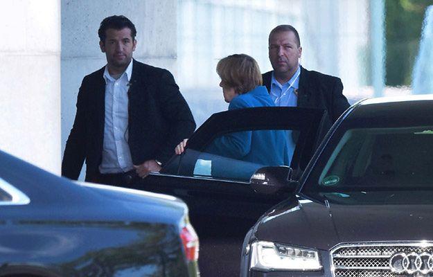 Prasa po zamachu w Monachium krytykuje Merkel za długie milczenie