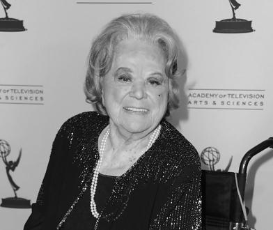 Rose Marie nie żyje. Miała 94 lata