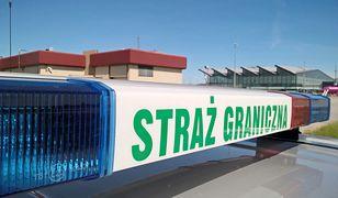 Interwencja na lotnisku w Gdańsku (zdjęcie ilustracyjne)