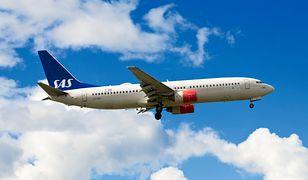 Scandinavian Airlines jest największym przewoźnikiem lotniczym w krajach nordyckich