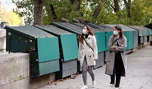 We Francji obowiązuje nakaz zasłaniania ust i nosa