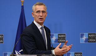 Stoltenberg: rozmowy Biden-Putin wśród tematów szczytu NATO