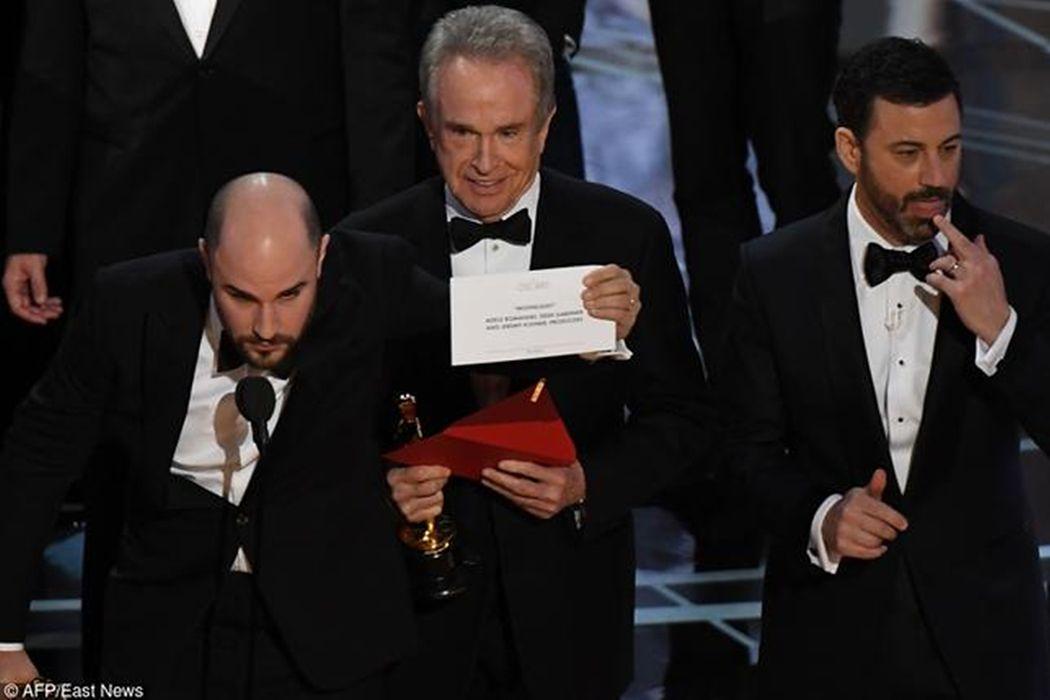 Oscarowa wpadka, która przeszła do historii. Jak do niej doszło?