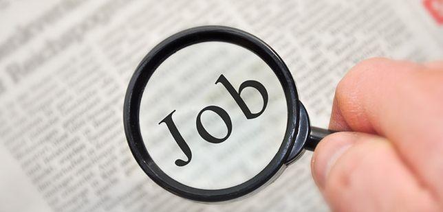 Liczba wolnych miejsc pracy w Polsce