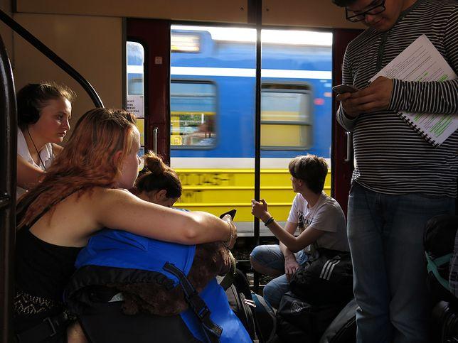 Pasażerowie nie oszczędzają kolei. Skarżą się na... wszystko